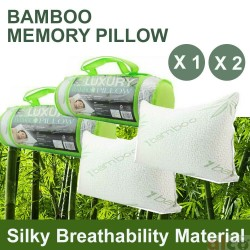 Breathable Bamboo Shredded...